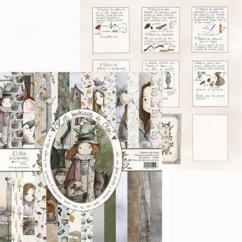 Colección completa Los Hechizos de Olga